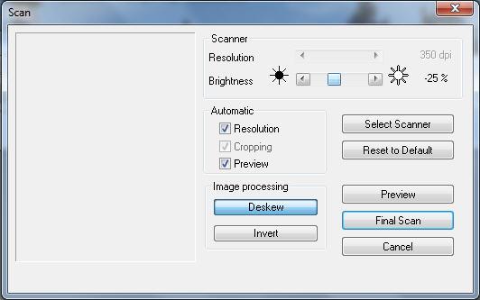 Musitek SmartScore Scanning Notes