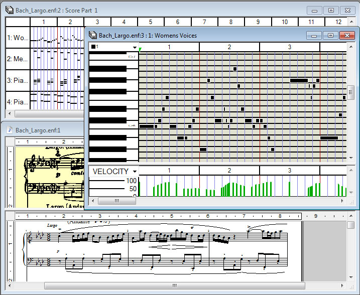 Musitek SmartScore: MIDI Edition
